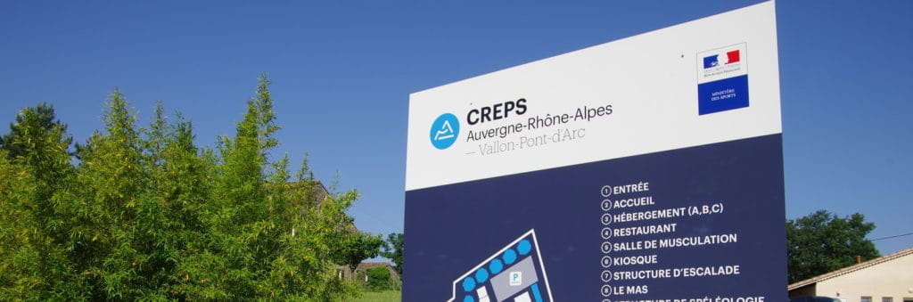 CREPS Auvergne-Rhône-Alpes