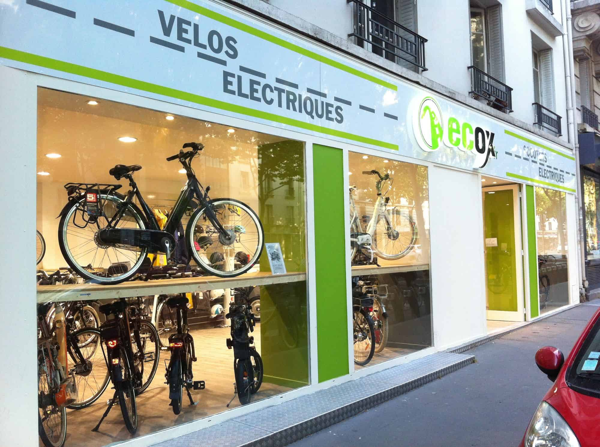 ecox magasin vélo