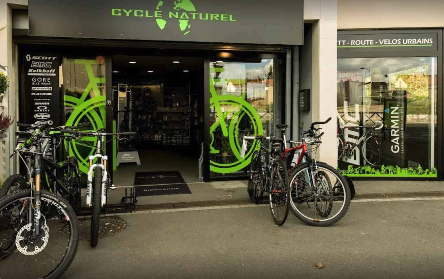 cycle naturel magasin