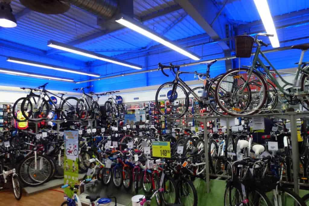Vendeur cycle Beauvais