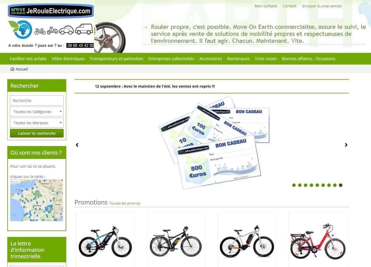 Intervenant SAV Cycles et WEB