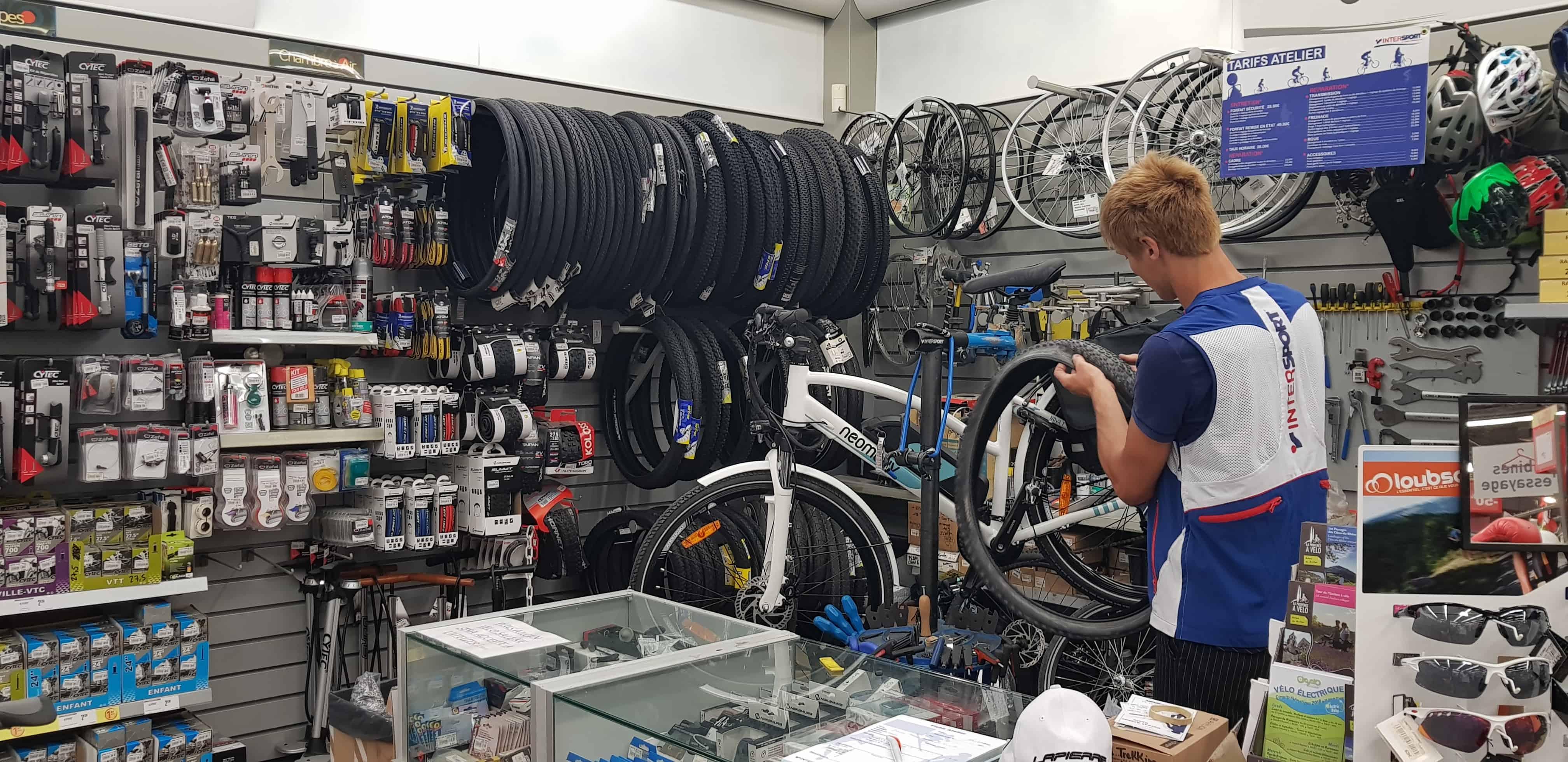 technicien cycle pont de beauvoisin chez intersport  73