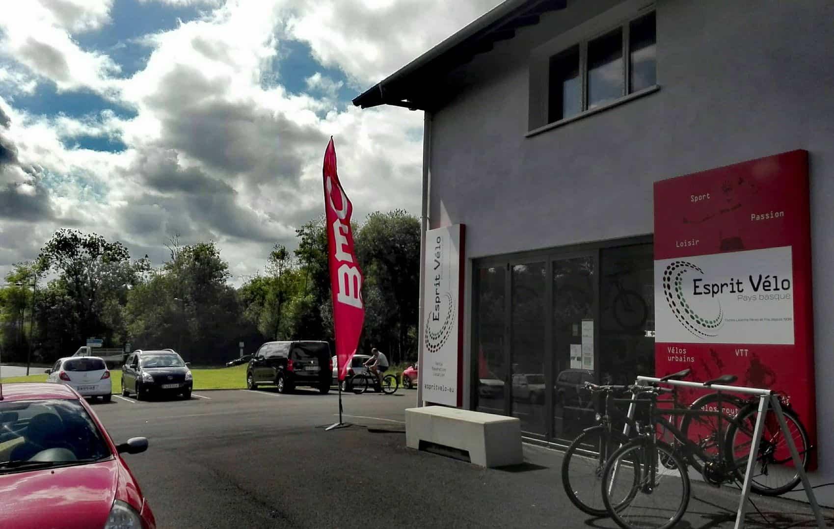 Esprit Vélo Pays Basque Cycles Lalanne Magasin Vélo