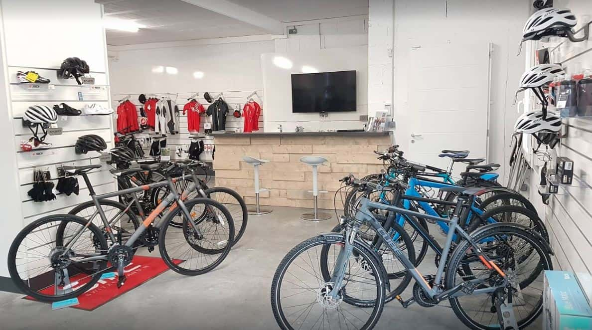 Mécanicien Vendeur Cycles Esprit Vélo Pays Basque
