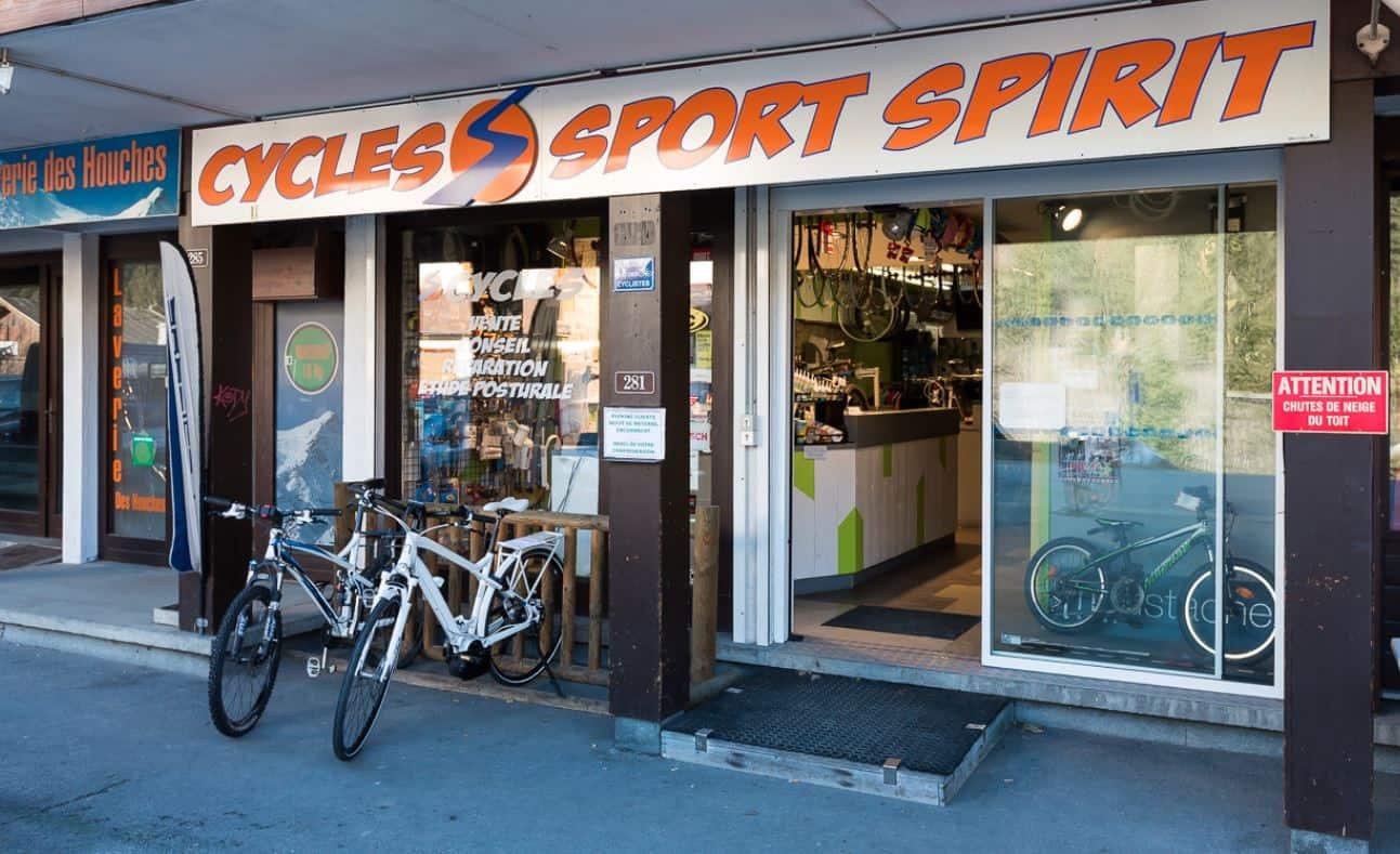 cycles sport spirit magasin vélo haute-savoie