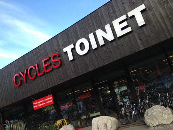 Cycles Toinet Annick Annecy