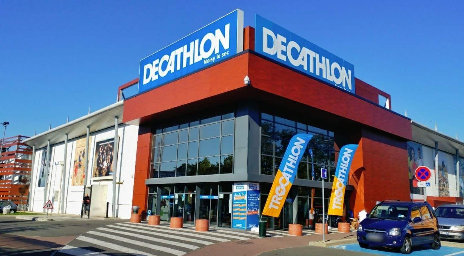 Décathlon Noisy-Le-Sec