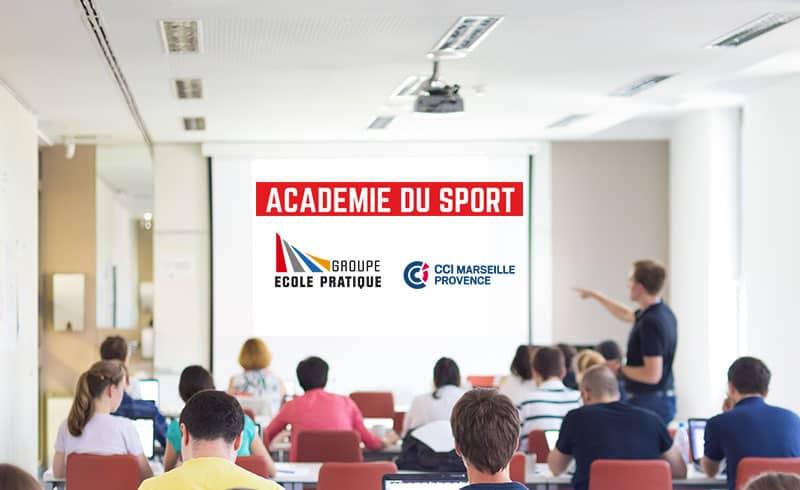 Académie du Sport Marseille Formation Vélo