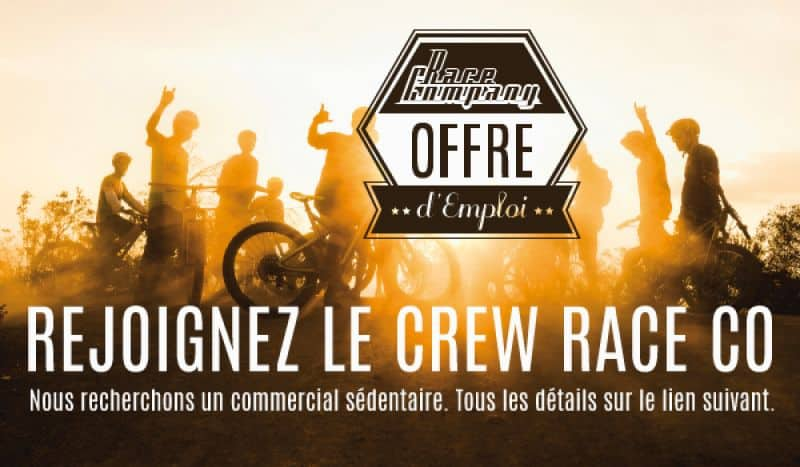Attaché commercial sédentaire chez Race Company