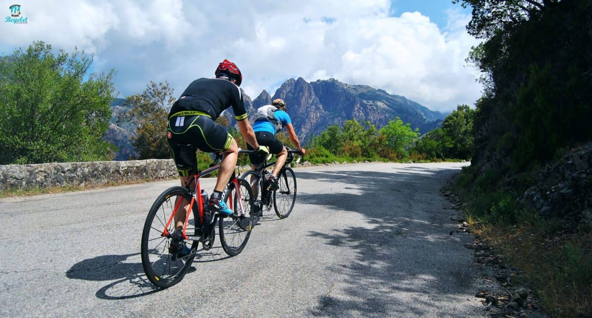 Bcyclet corse