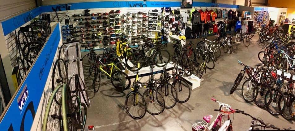 Technicien vendeur cycles Pau Culture Vélo Pau
