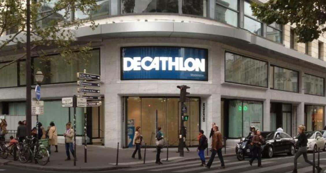 Décathlon Paris La Madeleine