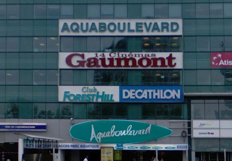 Decathlon Paris Aquaboulevard