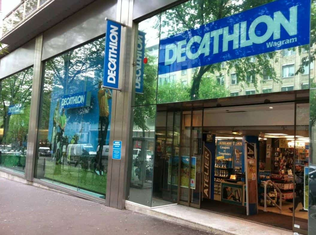 Decathlon Paris Wagram