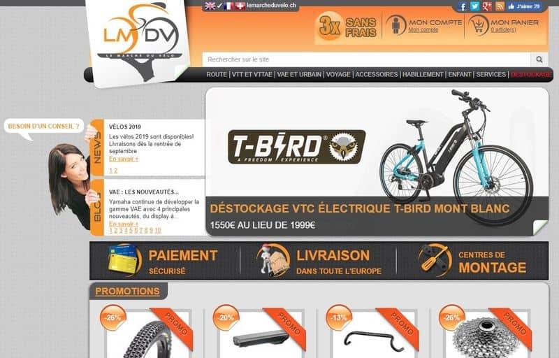 Le Marché du Vélo.com