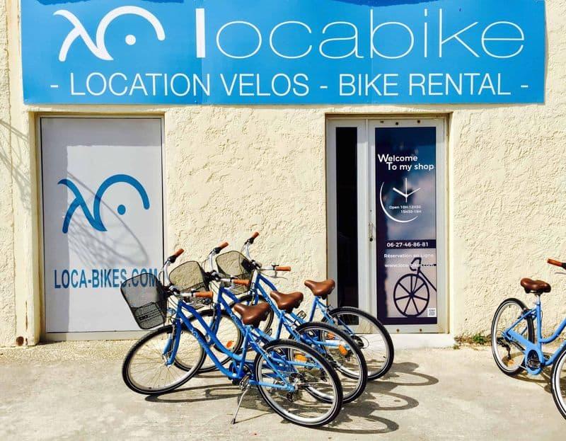 Loueur et Mécanicien Cycle Locabike