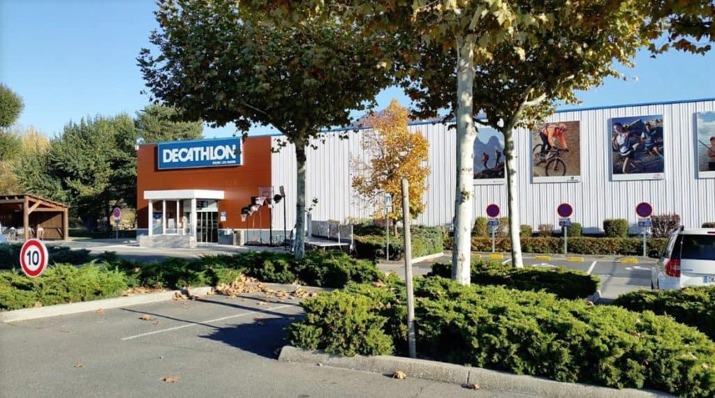 Decathlon Digne Les Bains