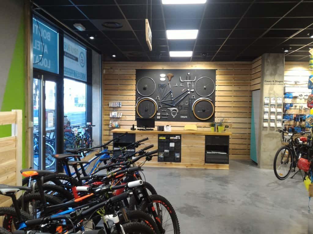 Mécanicien Cycles Isère Natura Vélo