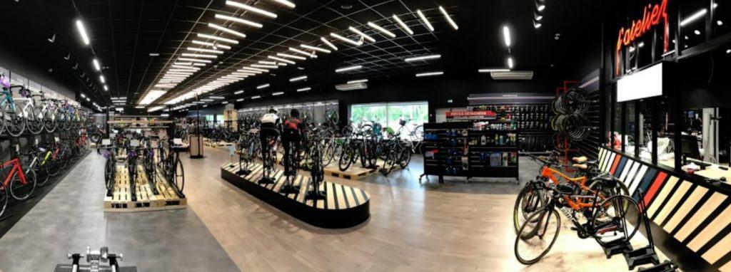 Conseiller en magasin de Cycle Mondovélo Chambéry