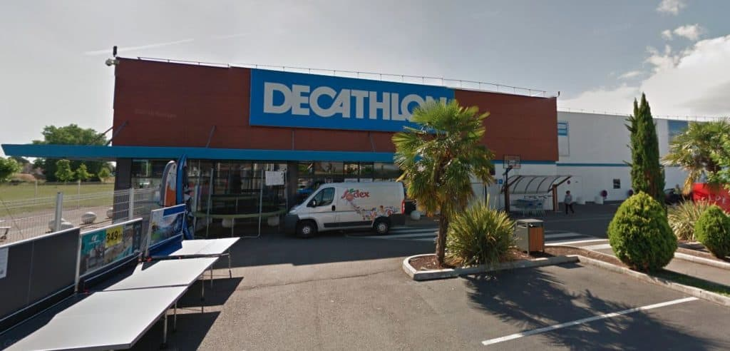 Decathlon Tarbes