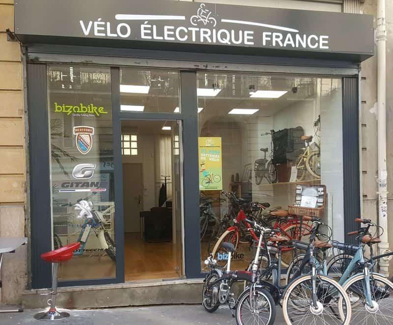 Technicien Vendeur Cycle Paris Vélo électrique France