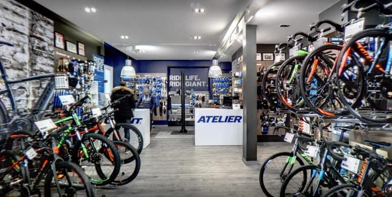 Conseiller de vente Cycle Paris giant