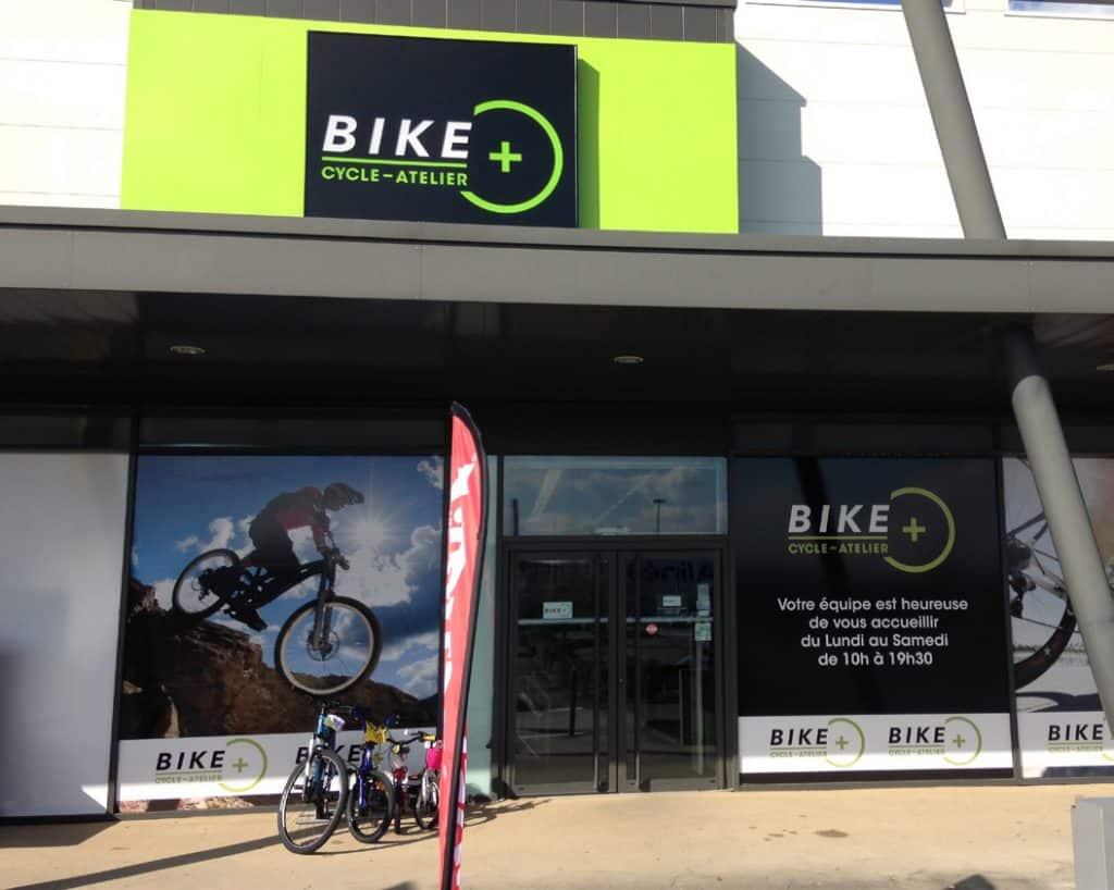 Technicien vendeur cycle Bourg-en-Bresse chez Bike + (Groupe Go Sport)
