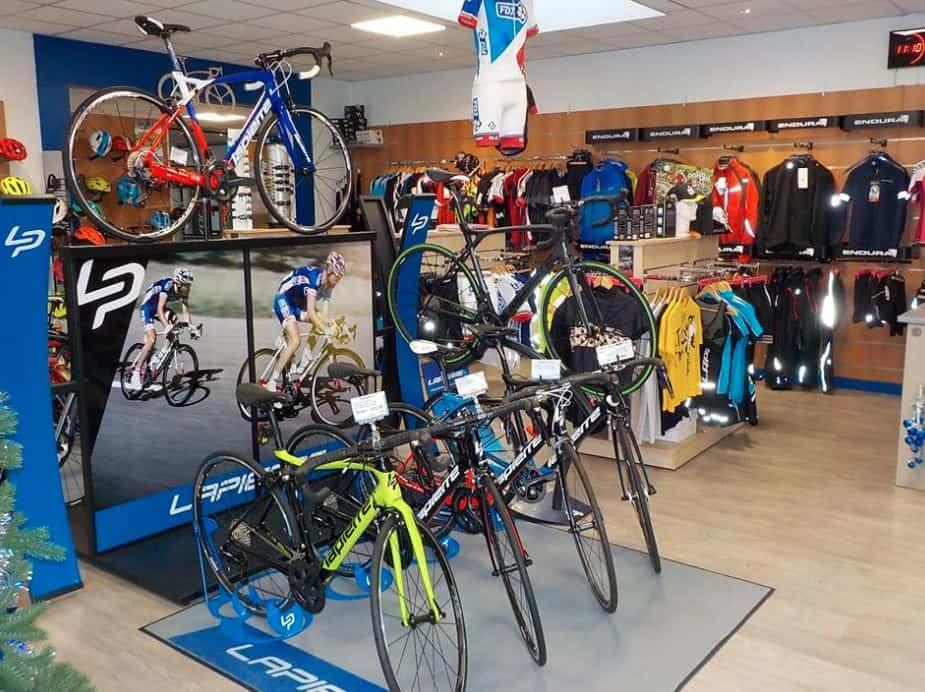 Technicien vendeur cycles Saint Claude chez Cycles Burdet