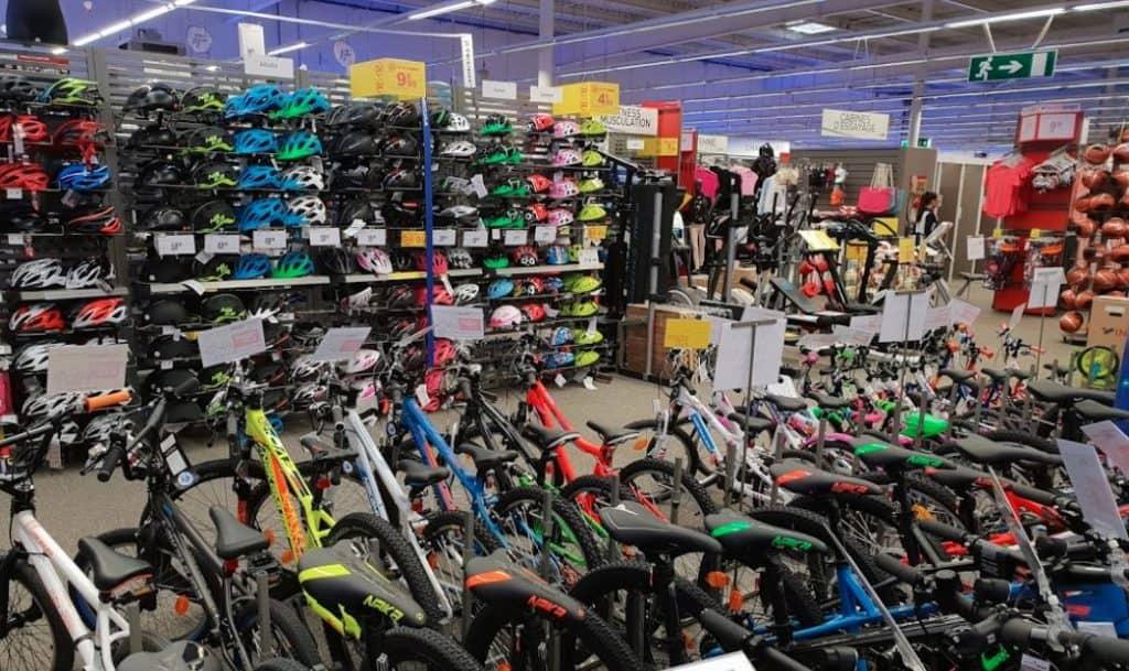 Vendeur mécanicien cycle Côtes-d'Armor chez Intersport Langueux