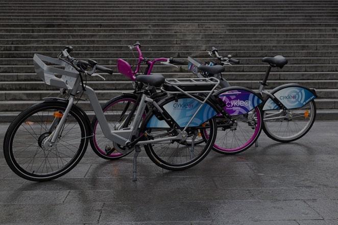 Technico Commercial Animateur vélo chez Cykleo