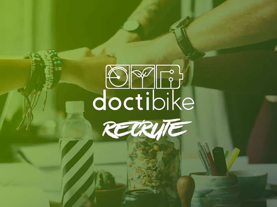 doctibike recrute
