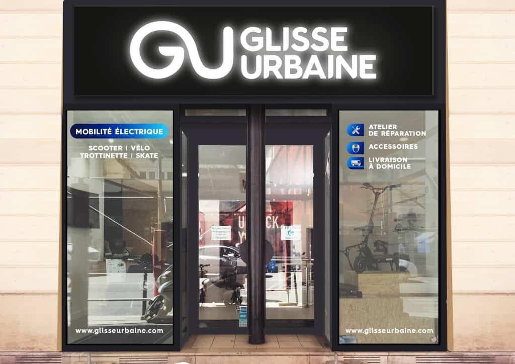 glisse urbaine magasin paris