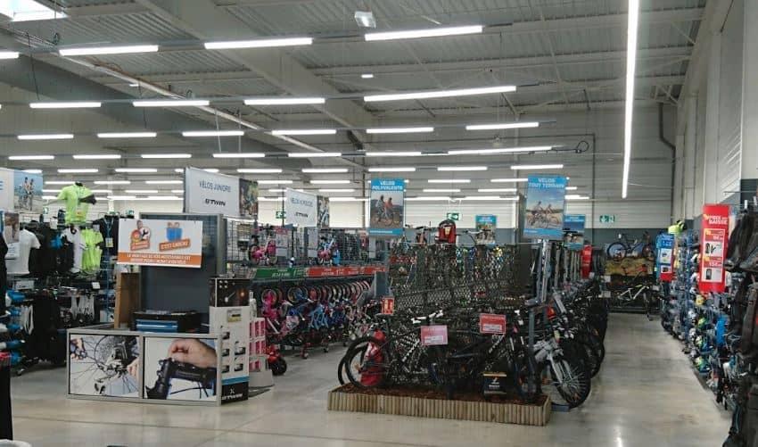 vendeur technicien cycle seine f  chez
