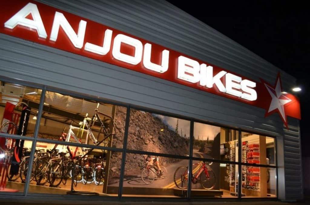 Anjou Bikes Magasin