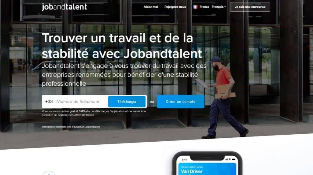 Jobandtalent France Staffing