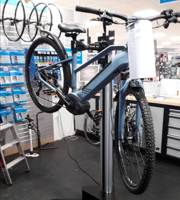 Technicien atelier Agde Vivre Vélo