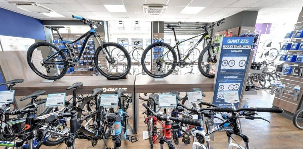 Technicien Vendeur Cycles Lyon Giant Store
