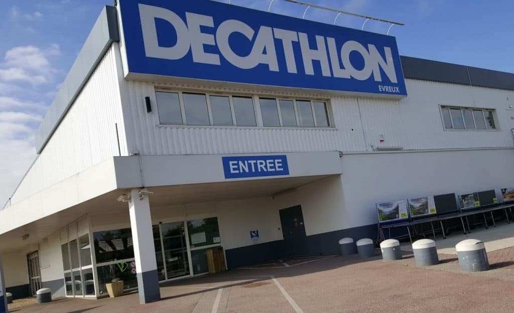 Decathlon Evreux