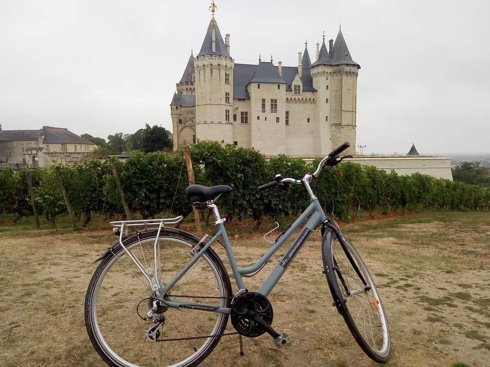 Agents de Location vélos Blois et Orléans Détours de Loire