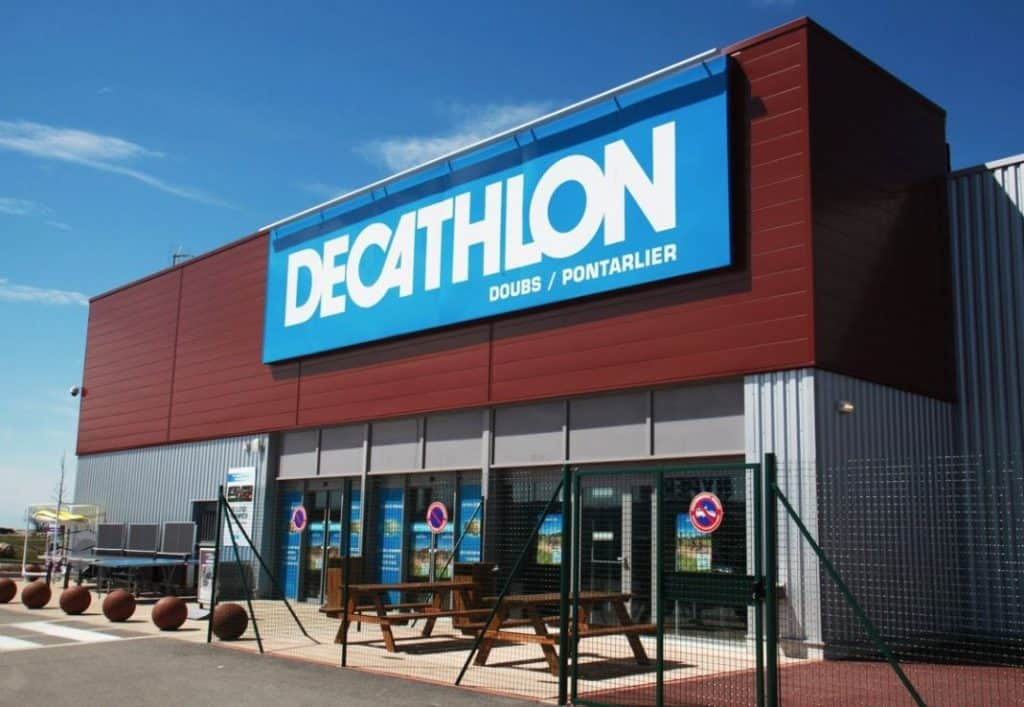 Decathlon Doubs Pontarlier