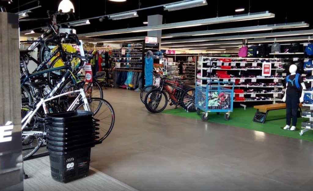Vendeur Cycle Orgeval Go Sport