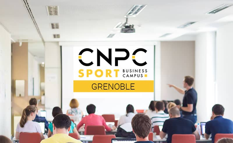 CNPC Grenoble Formation Vélo