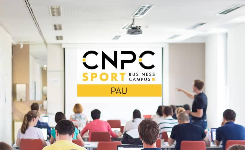 CNPC Pau Formation Vélo