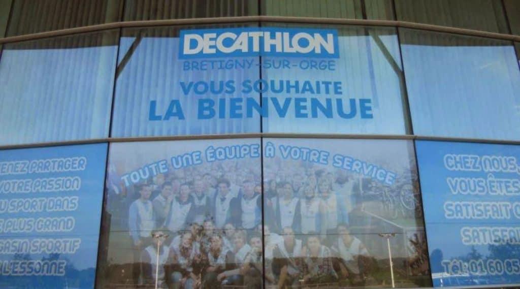 Decathlon Brétigny sur Orge