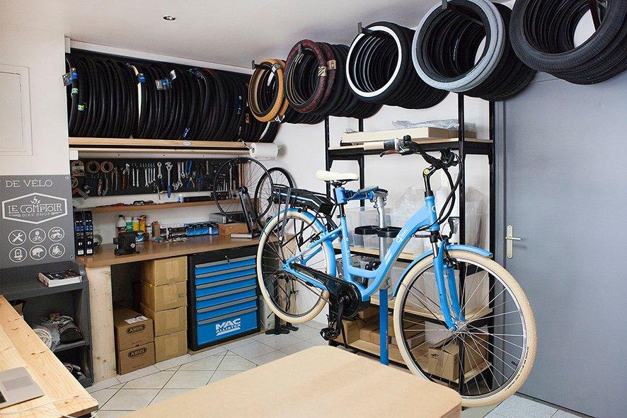 Mécanicien Vendeur cycle Montreuil
