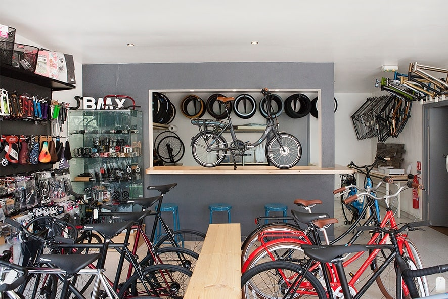 Le comptoir Bike Shop