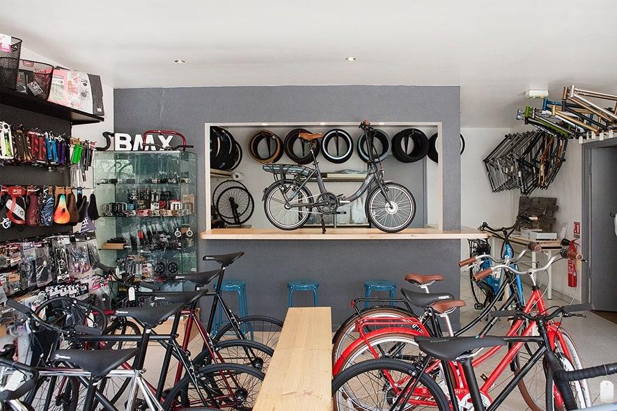Le comptoir Bike Shop