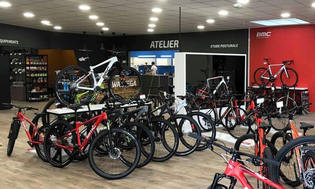 Vendeur Technicien Cycle Manche