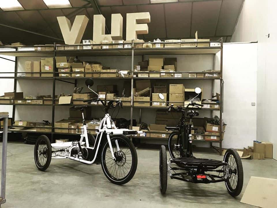 Responsable Technique Gironde VUF Bikes