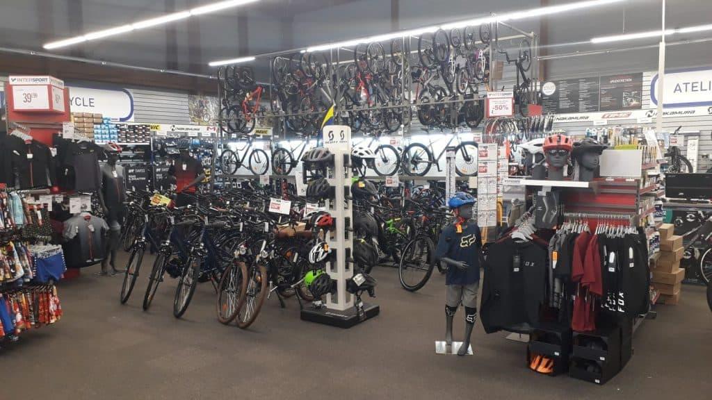 Vendeur Technicien cycle Isère